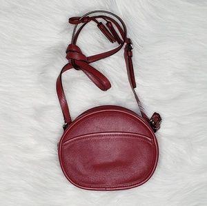 [Coach] Leather Legacy Canteen Crossbody